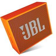 JBL GO – oranžový - Reproduktor