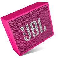 JBL GO – ružový - Reproduktor