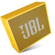 JBL GO – žltý - Reproduktor