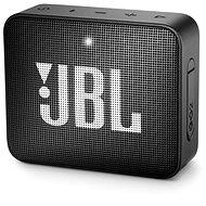 JBL GO 2 Black - Bluetooth Speaker