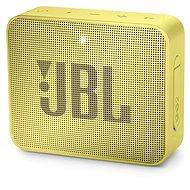 JBL GO 2 žltý - Bluetooth reproduktor