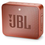 JBL GO 2 cinnamon - Bluetooth reproduktor