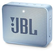 JBL GO 2 cyan - Bluetooth reproduktor
