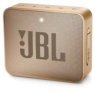 JBL GO 2, Champagne - Bluetooth Speaker
