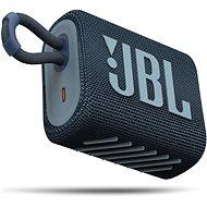 JBL GO 3 modrý - Bluetooth reproduktor