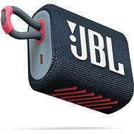 JBL GO 3 Blue Coral - Bluetooth Speaker