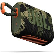 JBL GO 3 Squad - Bluetooth Speaker