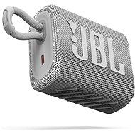 JBL GO 3 biely