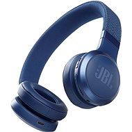 JBL Live 460NC modré - Bezdrôtové slúchadlá