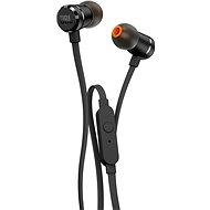 JBL T290 čierne - Slúchadlá s mikrofónom