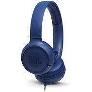 JBL Tune 500 modré - Slúchadlá