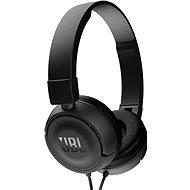JBL T450 čierne - Slúchadlá s mikrofónom