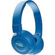 JBL T450BT modrá - Slúchadlá s mikrofónom