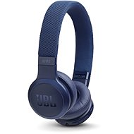 Bezdrôtové slúchadlá JBL Live 400BT modré