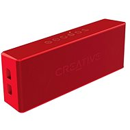 Creative MUVO 2 červený - Bluetooth reproduktor