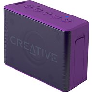 Creative MUVO 2C fialový - Bluetooth reproduktor