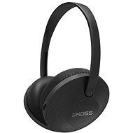 KOSS KPH/7 Wireless čierne - Bezdrôtové slúchadlá