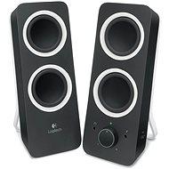 Reproduktory Logitech Multimedia Speakers Z200 čierne - Reproduktory