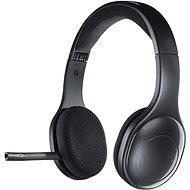 Bezdrôtové slúchadlá Logitech Wireless Headset H800
