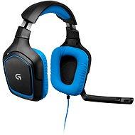 Logitech G430 Surround Sound Gaming Headset - Herné slúchadlá