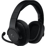 Logitech G433 Surround Sound Gaming Headset čierny - Herné slúchadlá
