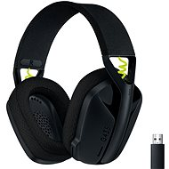 Logitech G435 LIGHTSPEED Wless Gaming Headset, Black