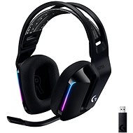 Logitech G733 LIGHTSPEED Wireless RGB Gaming Headset BLACK