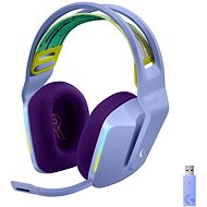 Logitech G733 LIGHTSPEED Wireless RGB Gaming Headset LILAC - Herné slúchadlá