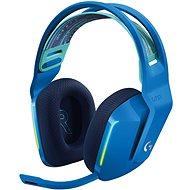 Herné slúchadlá Logitech G733 LIGHTSPEED Wireless RGB Gaming Headset BLUE