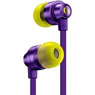 Logitech G333 Gaming Earphones Purple - Herné slúchadlá