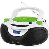 SENCOR SPT 3228 WG RADIO S CD - Rádiomagnetofón
