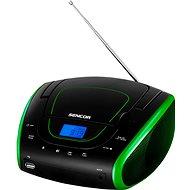 Sencor SPT 1600 čierno-zelený