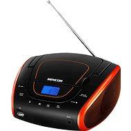 Sencor SPT 1600 čierno-oranžová