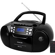 Sencor SPT 3907 B - Rádiomagnetofón