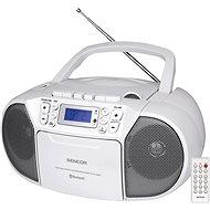 Sencor SPT 3907 W - Rádiomagnetofón