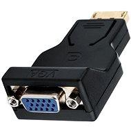 I-TEC video adaptér DisplayPort na VGA - Redukcia