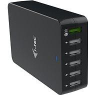 i-tec USB Smart Charger 6× USB-A Port 52 W - Nabíjačka