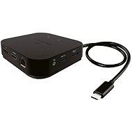 i-tec Thunderbolt 3 Travel Dock Dual 4K Display, Power Delivery 60 W