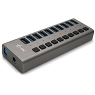 I-TEC USB 3.0 Charging HUB 10 port + Power Adapter 48 W - USB Hub