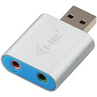 I-TEC USB 2.0 metal mini audio