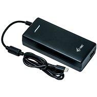 I-TEC Universal Charger USB-C PD 3.0 + 1× USB 3.0, 112 W - Univerzálny napájací adaptér