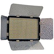Jupio Power LED JPL330B Single color s batériou NP-F550 a nabíjačkou