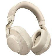 Jabra Elite 85H, béžovo zlaté - Slúchadlá s mikrofónom