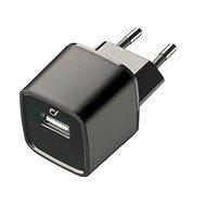 Cellularline Unique Desing charger pre iPhone čierna