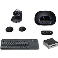 Logitech ConferenceCam Group Kit s Intel NUC II - Set