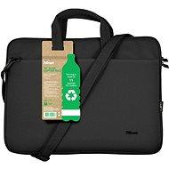 "Trust Bologna Laptop Bag 16"" ECO - Black"