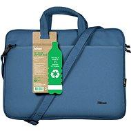"""Trust Bologna Laptop Bag 16"""" ECO - Blue"""