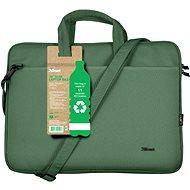 "Trust Bologna Laptop Bag 16"" ECO - Green"