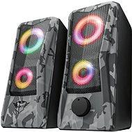 TRUST GXT 606 JAVV RGB 2.0 SPEAKER GAMING SET - Reproduktory