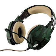 Trust GXT 322c Gaming Headset Green camouflage - Herné slúchadlá